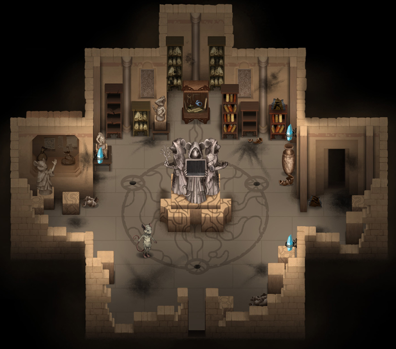 Developing a roguelike/dungeon crawler 2D game - Angband Forums